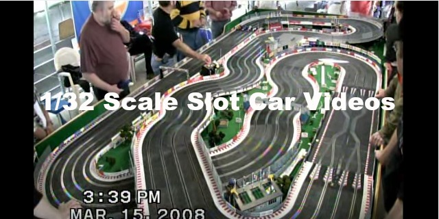 1/32 Scale Slot Car Videos | Slot Car Gallery
