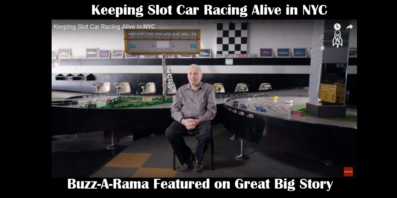 Buzz-A-Rama Featured on Great Big Story