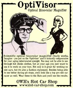 Optivisor Optical Binocular Magnifier