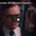 The Efficiency Expert (aka Spotswood)