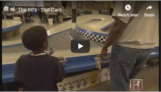 The 60's Slot Cars