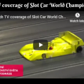 Czech TV coverage of Slot Car World Championships