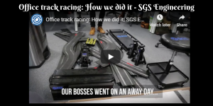Office track racing_ How we did it - SGS Engineering