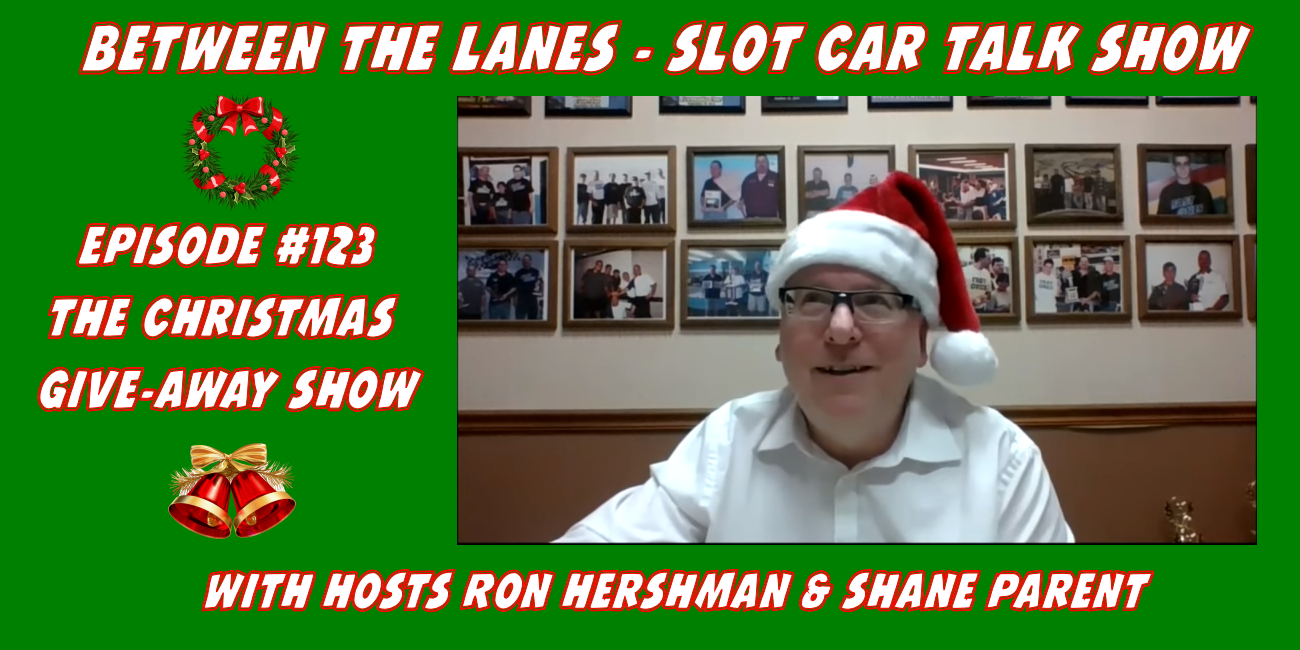 Between the Lanes Episode #123 with hosts Ron Hershman & Shane Parent