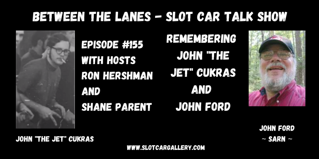 Between the Lanes Episode #155